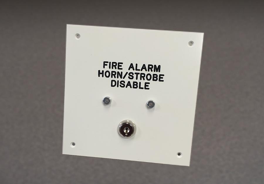 Alarm Panel - D5241