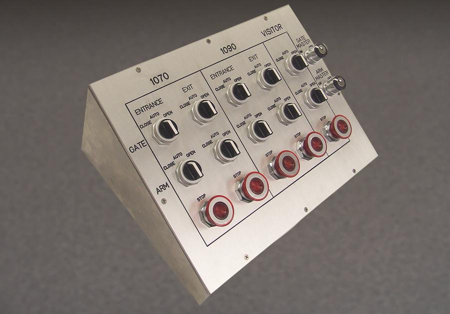 Interlock Control Panel - 7217