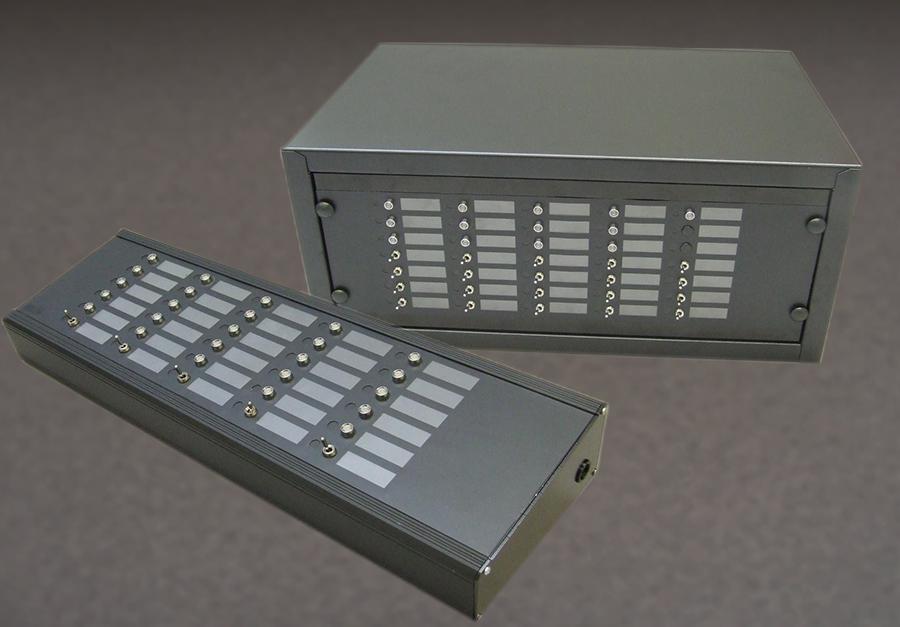Multizone Desktop Annunciator - 7200 Series